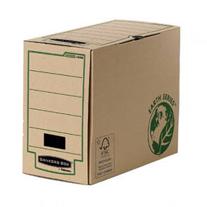 Bankers Box® Archivschachtel Earth Series  15 x 25 x 31,5 cm (B x H x T)