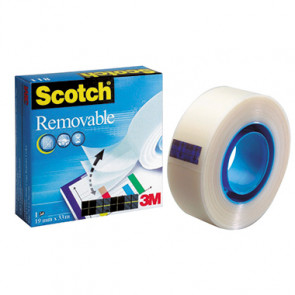 Scotch® Klebefilm Removable 811