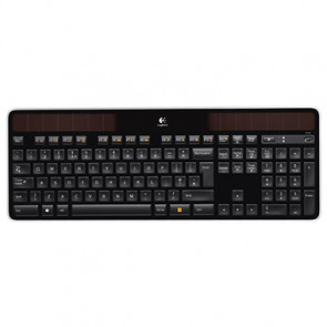 Logitech Tastatur Wireless Solar K750