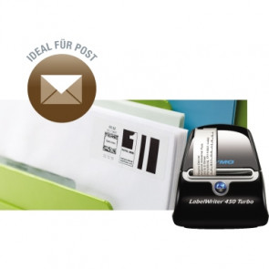 DYMO® Etikettendrucker LabelWriter™ 450 Turbo