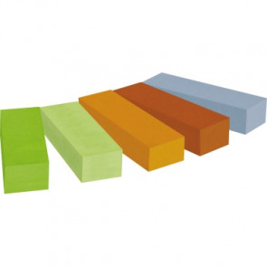 Post-it® Haftstreifen Recycling Page Marker  5 Block/Pack.