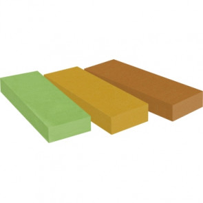 Post-it® Haftstreifen Recycling Page Marker  3 Block/Pack.