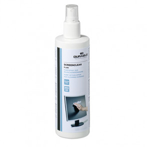 DURABLE Reinigungsspray SCREENCLEAN FLUID