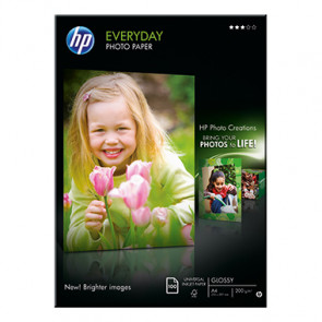 HP Fotopapier Everyday  DIN A4
