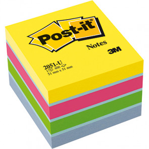 Post-it® Haftnotizwürfel Mini