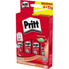 Pritt Klebestift Original Multipack  6 x 22 g