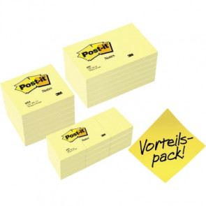 Post-it® Haftnotiz Notes Promotion
