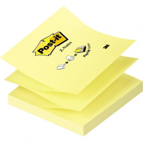 Post-it® Haftnotiz Z-Notes  76 x 76 mm (B x H)