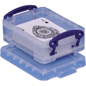 Really Useful Box Aufbewahrungsbox  12 x 4,5 x 8,5 cm (B x H x T) 0,2 l