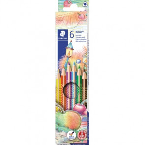 STAEDTLER® Farbstift Noris Club® 127  6 St./Pack.
