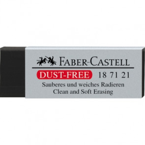 Faber-Castell Radierer DUST-FREE