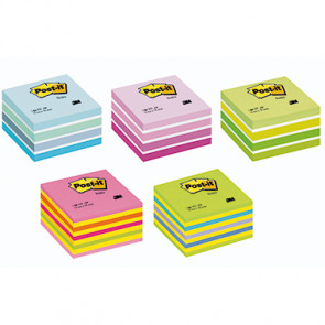 Post-it® Haftnotizwürfel
