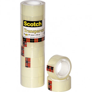 Scotch® Klebefilm 550  19 mm x 10 m (B x L) 8 St./Pack.