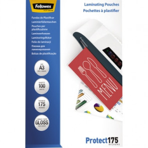 Fellowes® Laminierfolie Protect 175  DIN A3 100 St./Pack.
