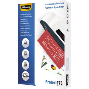 Fellowes® Laminierfolie Protect 175  DIN A4 100 St./Pack.