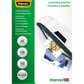 Fellowes® Laminierfolie Impress 100  DIN A5 100 St./Pack.