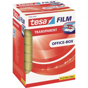 tesa® Klebefilm tesafilm® Office-Box  19 mm x 66 m (B x L)