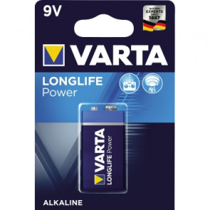 Varta Batterie Longlife Power  E-Block 580 mAh