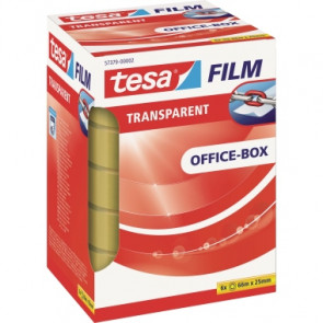 tesa® Klebefilm tesafilm® Office-Box  25 mm x 66 m (B x L)